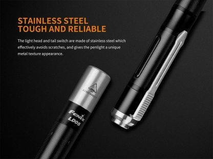 Fenix LD05 V2.0 Penlight with UV Light- 100 Lumens-17503