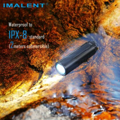 Imalent LD70 Compact Rechargeable Torch (Green)- 4000 Lumens-17551