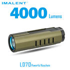 Imalent LD70 Compact Rechargeable Torch (Green)- 4000 Lumens-17707