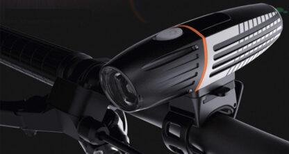 Prolite M600 Rechargeable Bike Light (450 Lumens) with Intelligent Light Sensor-17565
