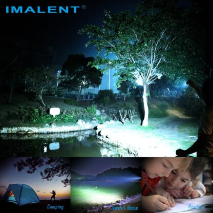 Imalent MS03 Rechargeable Torch - 13000 Lumens-17449