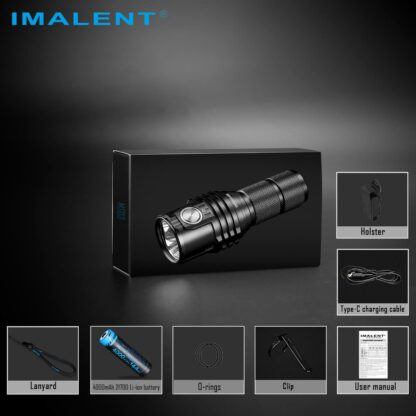 Imalent MS03 Rechargeable Torch - 13000 Lumens-17447