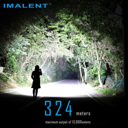 Imalent MS03 Rechargeable Torch - 13000 Lumens-17446