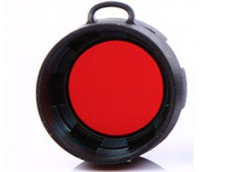 Olight 63mm filter: Red-0