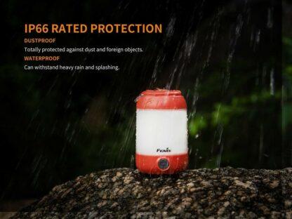 Fenix CL23 3AA Lantern - 300 Lumens - Red-17712
