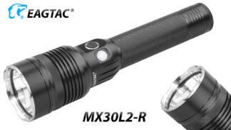 EagleTac MX30L2-R Rechargeable Security Torch (4500 Lumens)-0