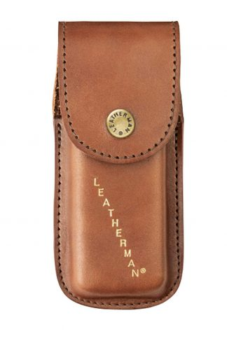 Leatherman Leather Pouch Heritage Brown - Supertool, Surge, Signal-0