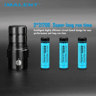 Imalent MS06 Rechargeable Torch - 25000 Lumens-18163