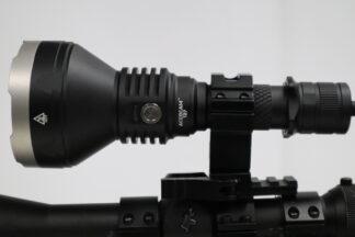 AceBeam T27 2500 Lumen Rechargeable Rifle Kit - 1180m-0