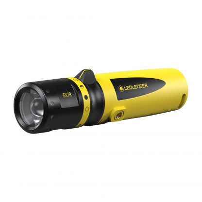 Ledlenser EX7R ATEX Rechargeable Intrinsically Safe Torch-0