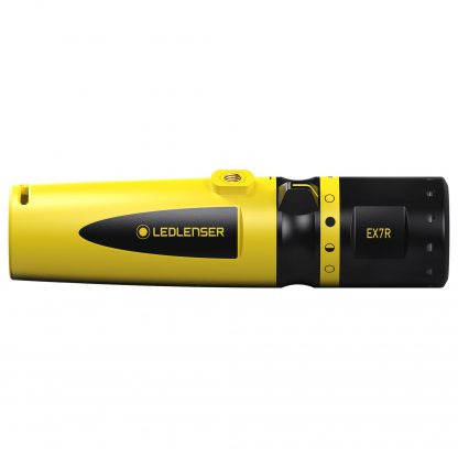 Ledlenser EX7R ATEX Rechargeable Intrinsically Safe Torch-18502