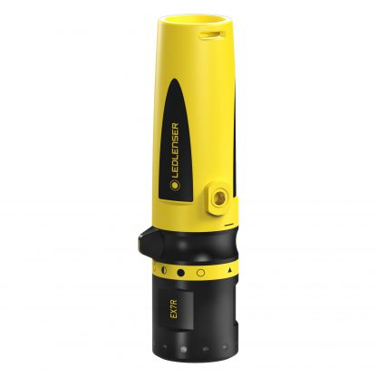 Ledlenser EX7R ATEX Rechargeable Intrinsically Safe Torch-18501