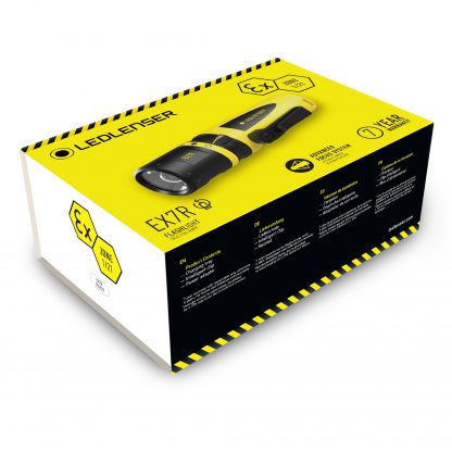 Ledlenser EX7R ATEX Rechargeable Intrinsically Safe Torch-18495