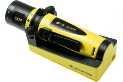 Ledlenser EX7R ATEX Rechargeable Intrinsically Safe Torch-18498