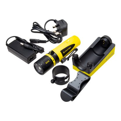 Ledlenser EX7R ATEX Rechargeable Intrinsically Safe Torch-18499