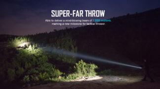 Olight Warrior X Turbo Extreme Distance Flashlight - 1000 metres-18313