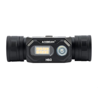 Acebeam H60 Full Spectrum Rechargeable Headlamp - 1250 Lumens-18791