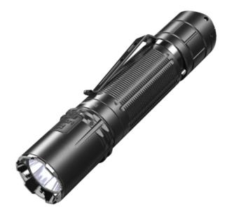Klarus XT2CR Pro USB Type-C Rechargeable Flashlight - 2100 Lumens-0