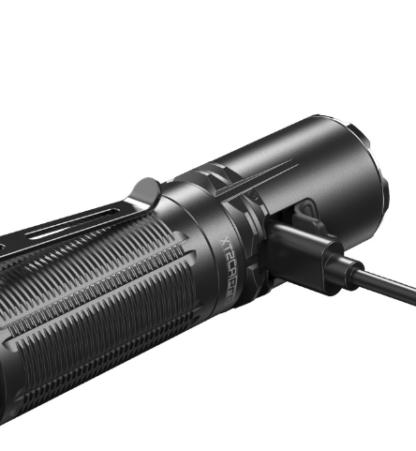 Klarus XT2CR Pro USB Type-C Rechargeable Flashlight - 2100 Lumens-18835