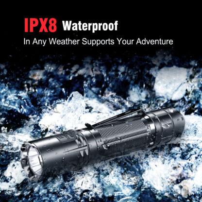 Klarus XT2CR Pro USB Type-C Rechargeable Flashlight - 2100 Lumens-18832
