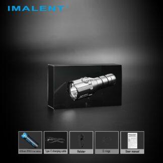 Imalent R30C Compact Flashlight Kit - 9000 Lumens-19164