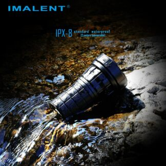 Imalent R60C 'Torrent' Rechargeable Searchlight Kit - 18,000 Lumens-19150