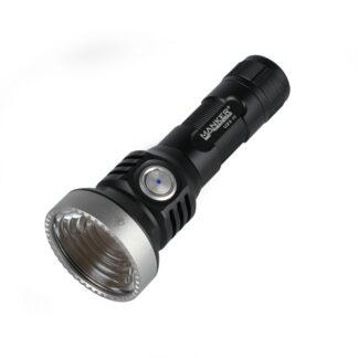 Manker U22 III USB-C Rechargeable Compact Long Range Flashlight - 1000 Metres-0