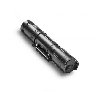 Wuben L50 Micro-USB Rechargeable Compact Pocket Flashlight - 1200 Lumens-19437