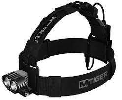 MTigerSports DS TRAIL Headlamp - 1800 Lumens-0