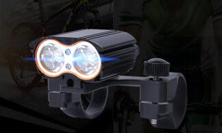 Prolite JK21R Rechargeable Mountain Bike Light (2200 Lumens)-0