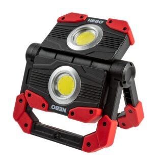 NEBO OMNI 2K Work Light + Power Bank - 2000 Lumens-0