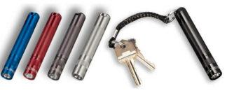 MagLite Solitaire 1AAA LED Keychain Flashlight - Black-19679
