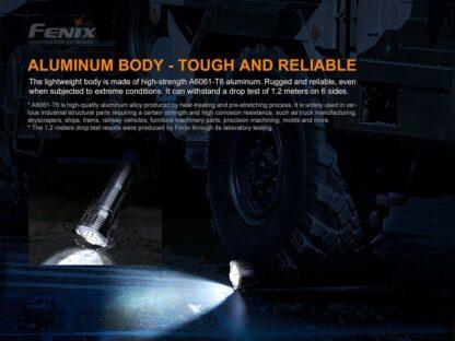 Fenix LR50R USB-C Rechargeable Spotlight - 12000 lumens, 950m-19890