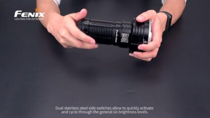 Fenix LR50R USB-C Rechargeable Spotlight - 12000 lumens, 950m-19903