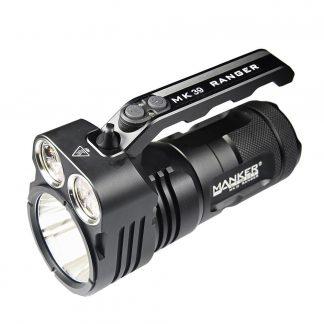 Manker MK39 Ranger Flashlight Limited Edition - 13,000 Lumens, 1050m-0
