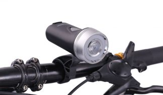 MTigerSports CYCLO Halo Ring Bicycle Light-0