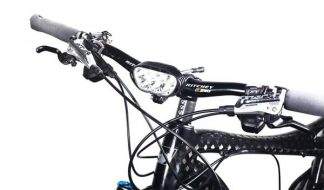 MTigerSports MT6000 SUPERION Helmet and Bicycle Light - 6000 Lumens-20036