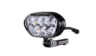 MTigerSports MT6000 SUPERION Helmet and Bicycle Light - 6000 Lumens-0