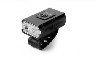 Hi-Max Rechargeable Mini Bicycle Headlight (1000 Lumens) -0