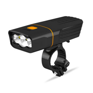 Hi-Max Rechargeable Bicycle Headlight (1500 Lumens) -0