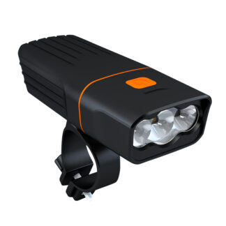 Hi-Max Rechargeable Bicycle Headlight (1500 Lumens) -20284