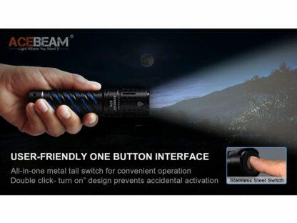 Acebeam E70-AL Compact Pocket Flashlight - 4600 Lumens-20204