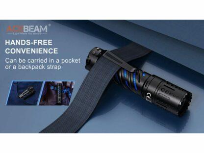 Acebeam E70-AL Compact Pocket Flashlight - 4600 Lumens-20207