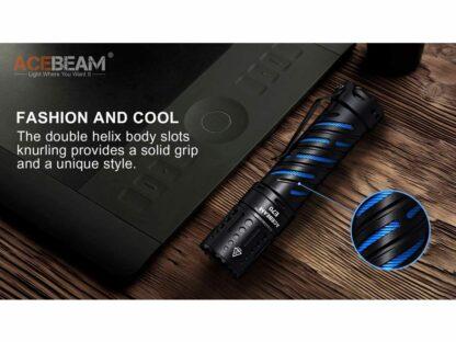 Acebeam E70-AL Compact Pocket Flashlight - 4600 Lumens-20208