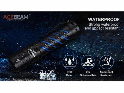 Acebeam E70-AL Compact Pocket Flashlight - 4600 Lumens-20209