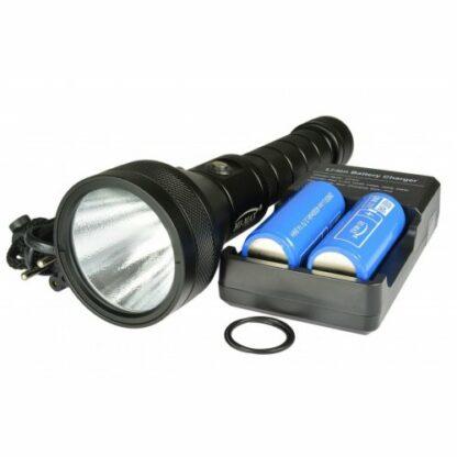 Hi-Max H17 Professional Dimmable Scuba Diving Light - 3800 Lumens -20302