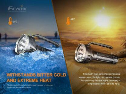 Fenix LR80R Rechargeable Searchlight - 18,000 Lumens, 1130m -20425