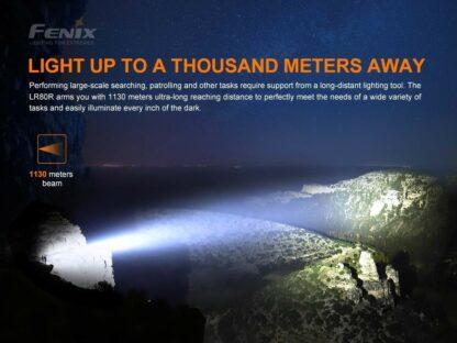 Fenix LR80R Rechargeable Searchlight - 18,000 Lumens, 1130m -20424