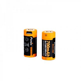 Fenix 16340 USB Rechargeable Battery ARB-L16-700UP-0