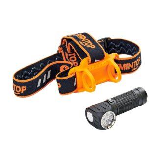Lumintop HL3A Multi-Purpose Torch and Headlamp, 2800 Lumen L-Shaped